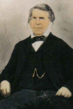 Patsy's gg grandfather, Thomas Patrick O'Dowd
