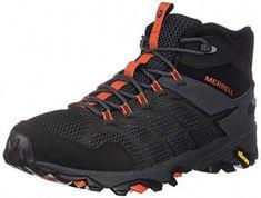 f05b3c58be New Merrell Men's Moab FST 2 Mid Waterproof Hiking Shoe online shopping -  Allfashiondress