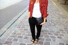 Life of Boheme: La Parisienne Birkenstock http://www.monbottier.fr/marques/birkenstock