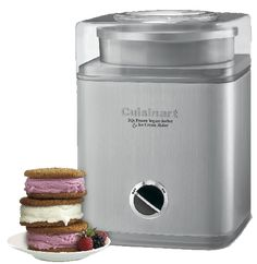What's better than one quart of luscious homemade ice cream, sorbet, or frozen yogurt? Two quarts! The fully automatic Cuisinart Pure Indulgence makes 2 quarts of your favorite frozen desserts or drinks in as little as 25 minutes.
