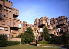 Our series on Brutalist architecture looks at Habitat 67, the experimental modular housing presented by Moshe Safdie at the 1967 World Expo in Montreal.