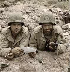 American Soldiers France 1944