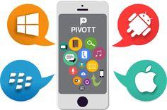 Pivott er en online leverandør av profesjonell grafisk design. Vi tilbyr unike og skreddersydde logo for bedriften din & en rekke med andre grafiske tjenester. http://www.pivott.no