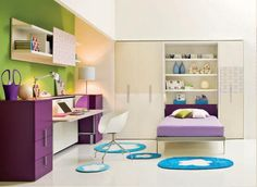 Transformer Multi Purposes Furnitures for Teen Small Room Design Ideas Drawer Transformation to Bed Spazio Multifunctional Furniture By Clei for Teen Small Room Design – Home Designs and Pictures