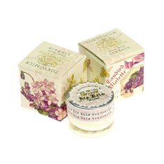 Candied Violette Lip Balm from Tokyo Milk by Margot Elena. This lip balm is a sweet treat for your lips!