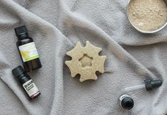 Recette maison #DIY de Shampooing solide au Citron et shikakai par mamzelleemie.com