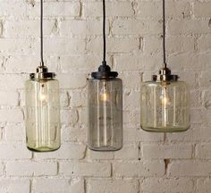seeded glass pendant light   10 Easy Pieces: Colorful Glass Pendant Lights by Alexa Hotz