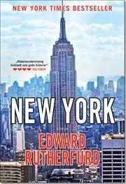 """New York"" af Edward Rutherfurd"