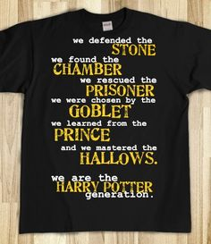 If I don't get this shirt...