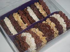 Como Preparar Receta de Enjambre de Cereal Costarricense