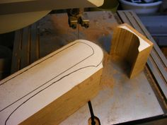 make a bandsaw box