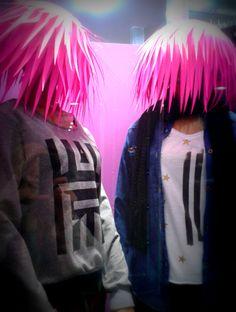 Vidrieras Corart - Visual: Tango Rose  Tema: Eléctrica, con los pelos de punta.