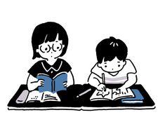 memo Simple Illustration, Digital Illustration, 2d Character Animation, Ligne Claire, Boy Art, Japanese Art, Cute Art, Manga, Design Art