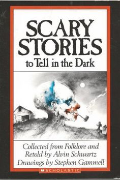 'Scary Stories to Tell in the Dark' by Alvin Schwartz These terrifying books gave me nightmares as a kid, but they are amazing.    Brett Helquist's ghostly illustrations in part inspired me to practice drawing, painting, and other creative arts (later helping me land a scholarship for college).    Meanwhile, Alvin Schwartz's macabre yet often humorous writing inspired me to want to tell stories — a habit that's stuck with me to this day.    —Dave Mosher