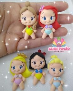 Pasta Flexible, Felt Crafts, Princess Peach, Biscuits, Hello Kitty, Polymer Clay, Africa, Doll, Cold Porcelain Ornaments