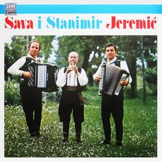 MUZIKA BALKANA - BALKAN MUSIC: SAVA i STANIMIR JEREMIĆ - Kola