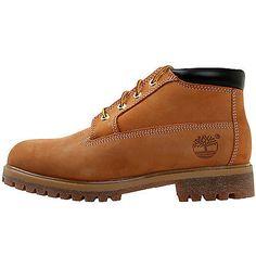 Timberland Chukka Mens 23061 Wheat Nubuck Waterproof Boots Shoes Size 8.5