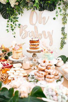 Chá de Bebê: 65 Ideias de Decoração para o Chá de Fraldas