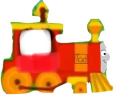 Tad the Small Red Engine