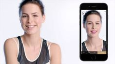 Digitales Marketing mal anders: Mit einer neuen App ermöglicht die Kosmetik-Marke L'Oreal seinen Nutzerinnen, Make up-Produkte virtuell am eigenen Gesicht zu testen. Werbetestimonial Lena Meyer-Landrut gibt für die App auch ihr Gesicht her.