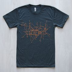 London T-Shirt – LinePosters