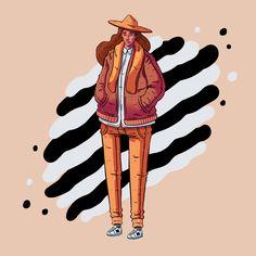 Bright Illustrations by Lucas Wakamatsu – Fubiz Media