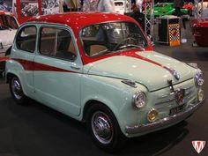 Abarth 750 Berlina S1 (1956-1958)