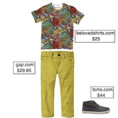 Taylor Joelle Designs: Children's Style Guide - Beloved Kids