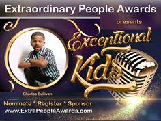 Vote a deserving kid!