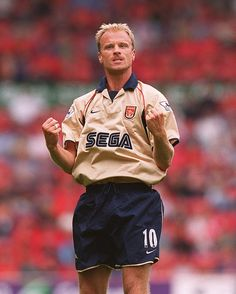 Dennis Bergkamp - Arsenal Invincible & Legend #Arsenal #AFC #COYG