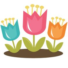 Tulips SVG files for scrapbooking cardmaking tulip svg file spring svgs free svgs cute svg cuts