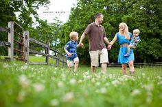 Summer Family Portraits  Andrea Warden » Photography