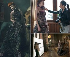 Miss Aniela: Surreal Fashion - The dresses