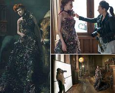 Miss Aniela: Surreal Fashion - The dresses