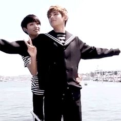 BTS | JUNG KOOK and V