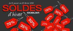 SOLDES Mobilier - Cocktail Scandinave