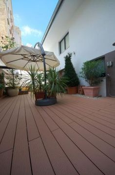 Outdoor Flooring Ideas, WPC Give You New Choices — This Case From Qatar