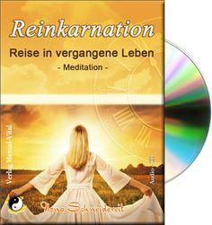 Reinkarnation - Reise in vergangene Leben. Haben Sie sich auch schon einmal gefragt, ob Sie schon einmal gelebt haben? Möchten Sie Erinnerungen aus früheren Leben in Ihr heutiges Bewusstsein holen? Mit dieser geführten Meditation bekommen Sie Einblicke in Ihr früheres Leben. Reinkarnation - Meditation - Wiedergeburt