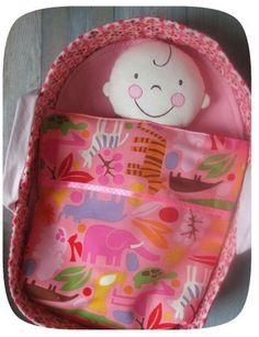 test_ Sewing Crafts, Sewing Projects, Projects To Try, Baby Toys, Kids Toys, Baby Doll Bed, Doll Carrier, Couture Sewing, Soft Dolls
