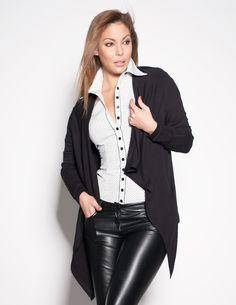 Főoldal - Art'z Modell Leather Pants, Blazer, Jackets, Women, Fashion, Leather Jogger Pants, Down Jackets, Moda, Fashion Styles