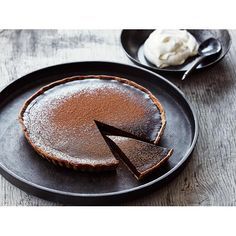Mark Best's chocolate tart recipe - By Supplied, One of Australia's top chefs, Mark Best, has shared his recipe for his decadent chocolate tart. The pastry and filling is all made from scratch, creating the perfect balance of crispy, creamy and sweet in this wonderful dessert.