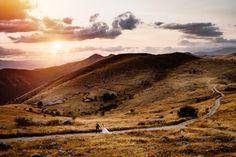Un matrimonio rustico sulle montagne abruzzesi