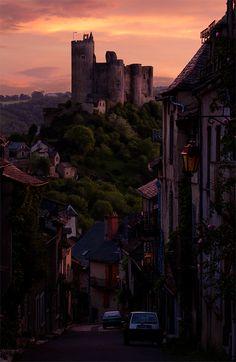 Chateau - Najac