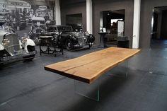 Esstisch / Konferenztisch 0130 : Tische von holz elf Dinning Table, Conference Room, Interior Design, Wood, Furniture, Home Decor, Desktop, Dining Room