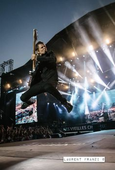 Matt Bellamy live #Muse