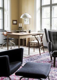 Boliggalleri: Drøm dig væk i dansk møbelkunst   Mad & Bolig
