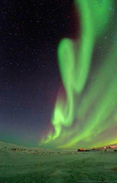 Northern Lights - Northwest Territories, Canada