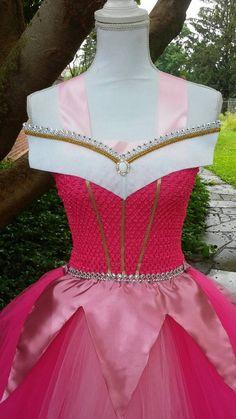 Sleeping Beauty Halloween, Sleeping Beauty Costume, Pink Dresses, Formal Dresses, Princess Aurora, Girl Stuff, Dance Costumes, Pageant, Tutu