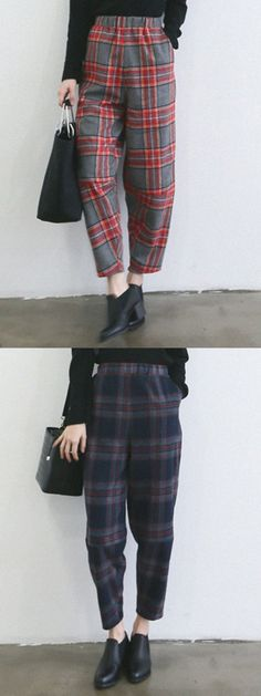 5beec9b9c1b Take a look at the best women office wear ideas in the photos below and  get. Plaid PantsJeans ...