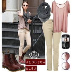 """""""I really love my dr. Martens"""" by hanna49 on Polyvore"""